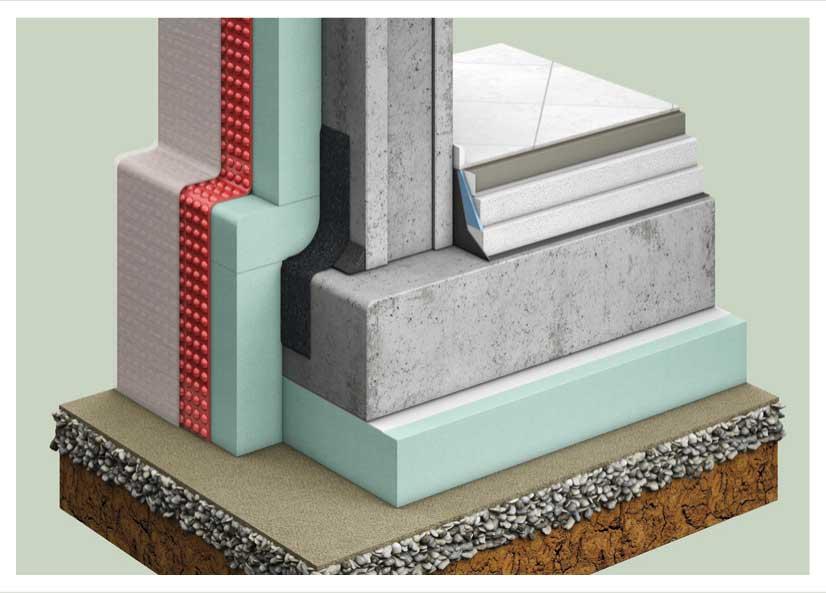 Intercapedine perimetrale installazione climatizzatore - Isolare parete interna a nord ...
