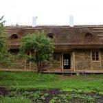 Slamený dom z Čiech