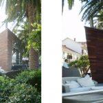 Moderná architektúra v Čiernej Hore