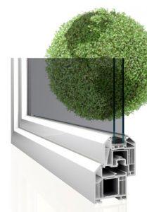 Moderné plastové okná