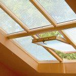 Strešné okná v zime aj v lete
