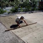 Príprava betónu svojpomocne